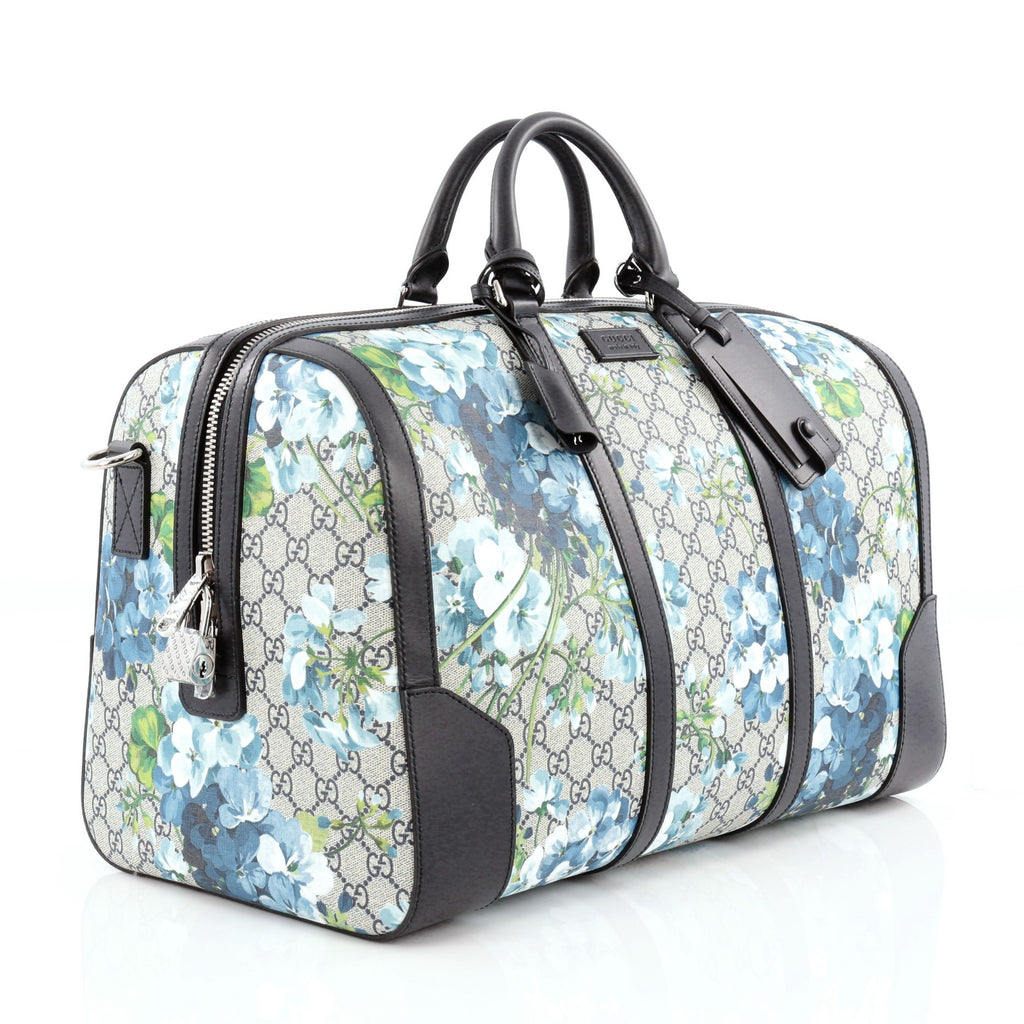 dc253fc6ee2e Gucci Blooms Duffle Bag | Stanford Center for Opportunity Policy in ...
