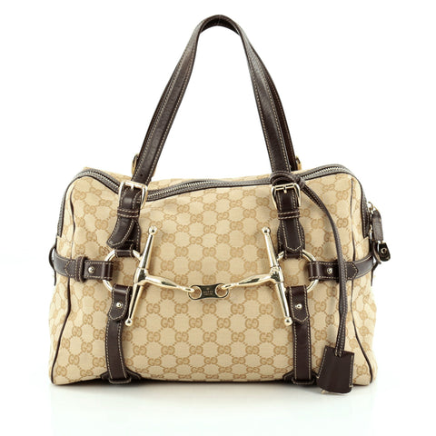 14d7f2efd97 Buy Gucci Limited Edition 85th Anniversary Boston Bag GG 1283003 – Rebag