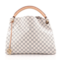 Louis Vuitton Artsy Handbag Damier MM