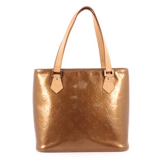 Louis Vuitton Houston Handbag Monogram Vernis
