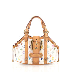 Louis Vuitton Theda Handbag Monogram Multicolor GM