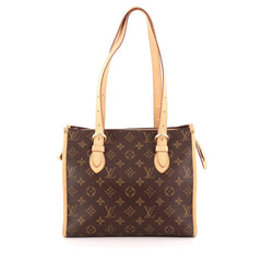 Louis Vuitton Popincourt Tote Monogram Canvas Haut