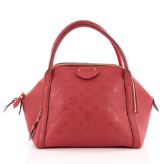 Louis Vuitton Marais Handbag Monogram Empreinte Leather MM