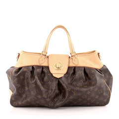 Louis Vuitton Boetie Handbag Monogram Canvas GM