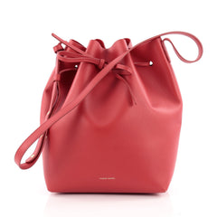 Mansur Gavriel Bucket Bag Leather Large
