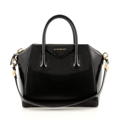 Givenchy Antigona Bag Glazed Leather Small