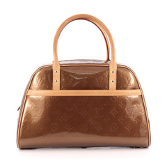 Louis Vuitton Tompkins Square Satchel Monogram Vernis