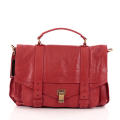 Proenza Schouler PS1 Satchel Leather Large