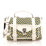 Proenza Schouler PS1 Satchel Woven Leather Medium