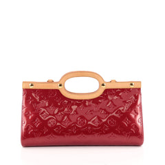 Louis Vuitton Roxbury Drive Handbag Monogram Vernis