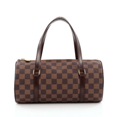 Louis Vuitton Papillon Handbag Damier 26