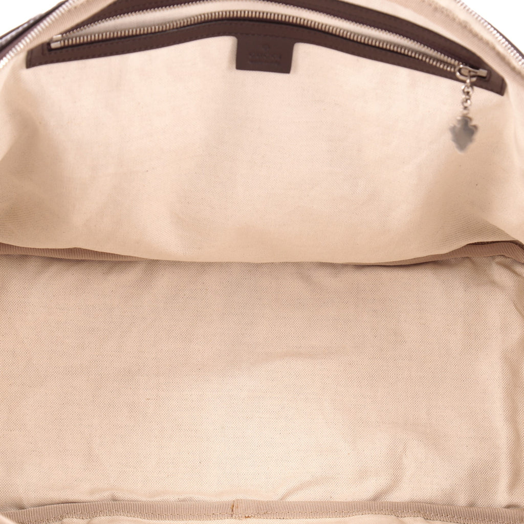 dc42ab9b7464 Buy Gucci Helmut Carry On Duffle Bag Velvet Jacquard with 1349101 ...