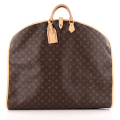 Louis Vuitton Garment Cover Monogram Canvas One Hanger