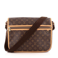 Louis Vuitton Bosphore Messenger Bag Monogram Canvas GM