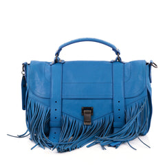 Proenza Schouler PS1 Fringe Handbag Leather Medium