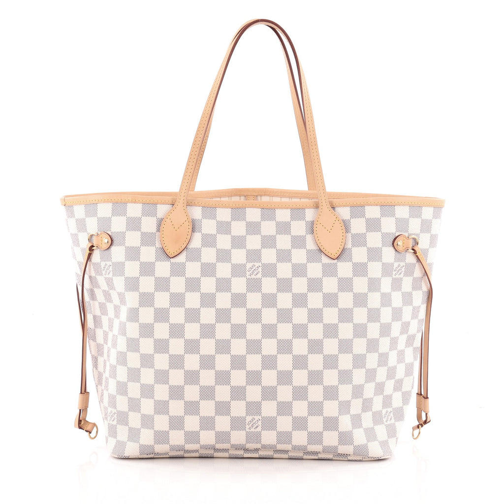 84d0c49cac02 Louis Vuitton Neverfull NM Tote Damier MM We Offer You   700
