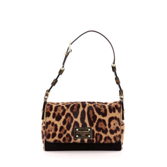 Dolce & Gabbana Miss Dalia Bag Pony Hair with Suede Medium