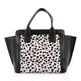 Chloe Alison East West Tote Calf Hair Small