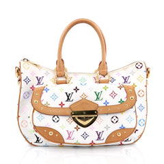 Louis Vuitton Rita Handbag Monogram Multicolor