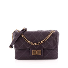 Chanel Cosmos Flap Bag Quilted Calfskin Medium