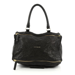 Givenchy Pandora Bag Distressed Leather Large Black
