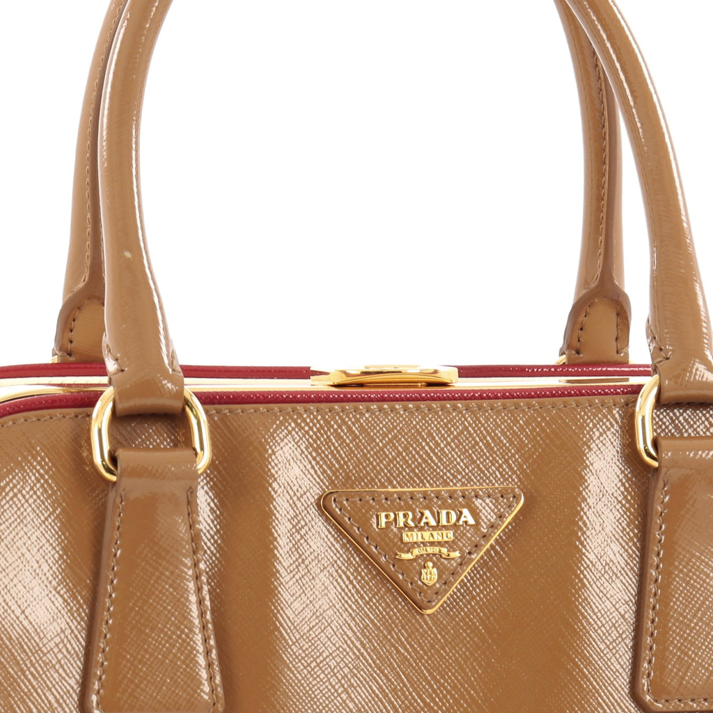 b7421dbe3756 Buy Prada Pyramid Top Handle Bag Vernice Saffiano Leather 1477101 ...
