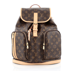 Louis Vuitton Bosphore Backpack Monogram Canvas