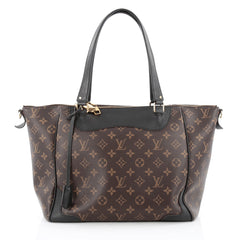 Louis Vuitton Estrela NM Handbag Monogram Canvas black