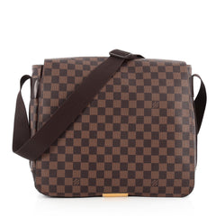 Louis Vuitton Bastille Bag Damier brown