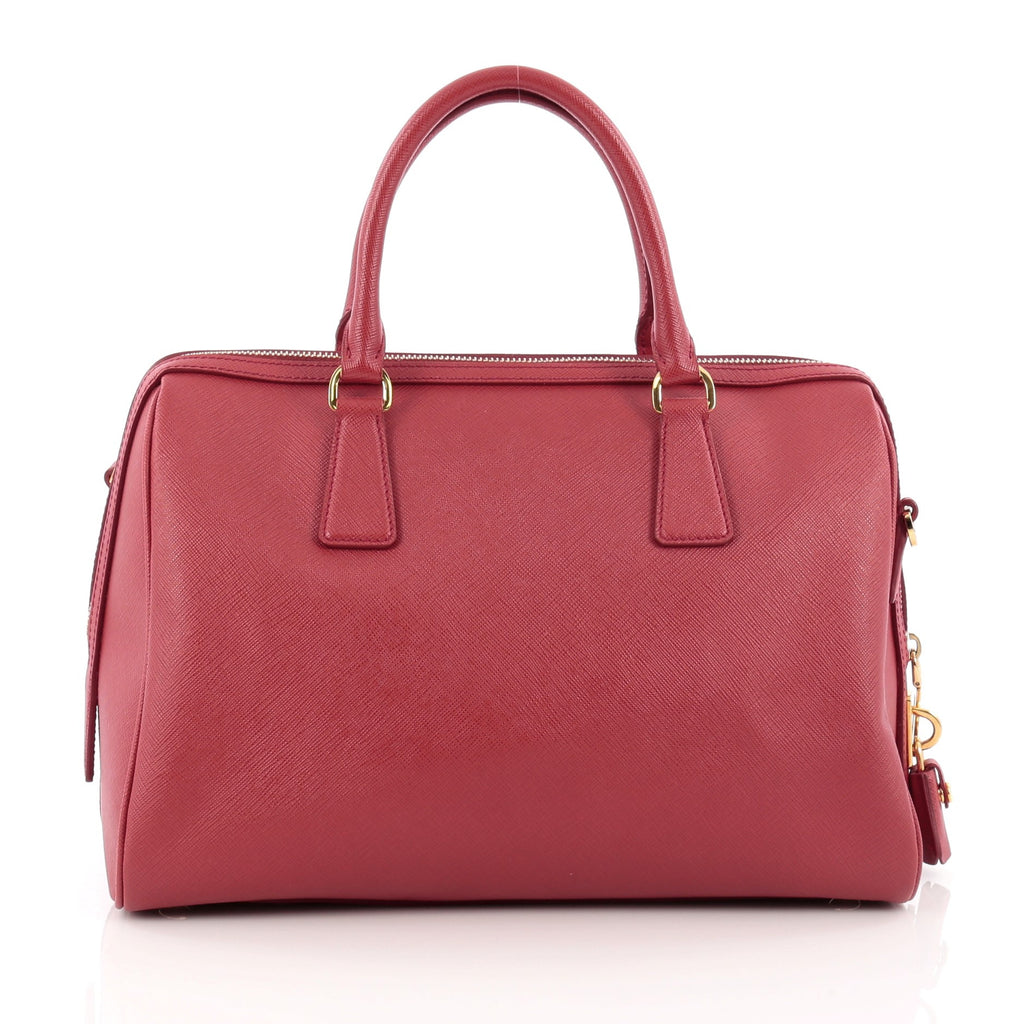 5f41a6c032d8 Buy Prada Lux Convertible Boston Bag Saffiano Leather Medium 1527902 ...