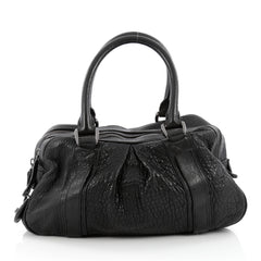 Burberry Knight Bag Leather