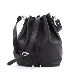 Proenza Schouler Bucket Bag Leather Large black