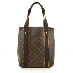 Louis Vuitton Cabas Beaubourg Monogram Canvas
