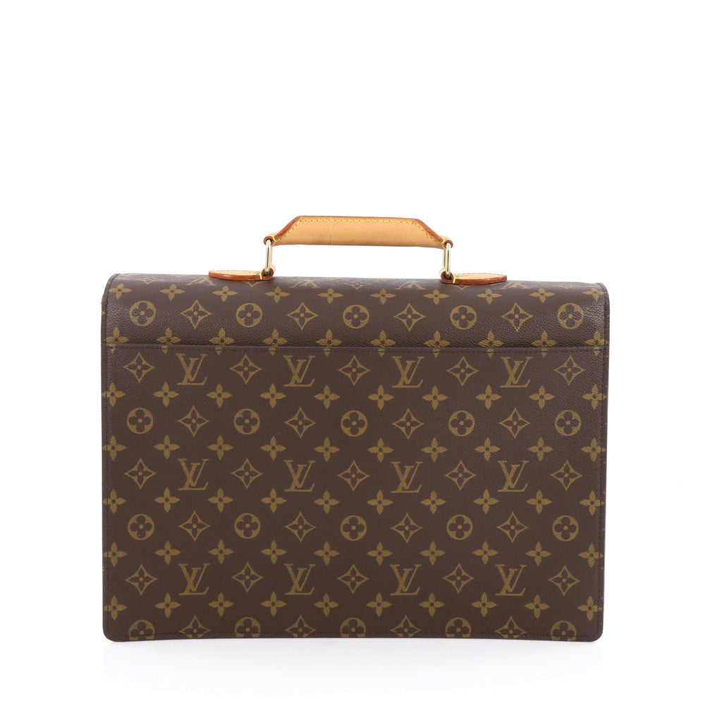 e4c8615359f7 Buy Louis Vuitton Serviette Conseiller Briefcase Monogram 1635902 ...