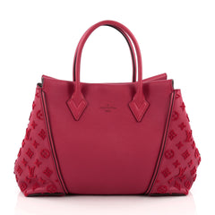 Louis Vuitton W Tote Veau Cachemire Calfskin PM red