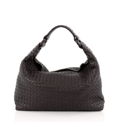 Bottega Veneta Sloane Hobo Intrecciato Nappa Medium
