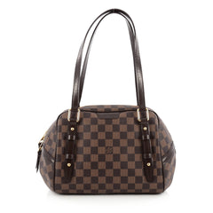 Louis Vuitton Rivington Satchel Damier PM