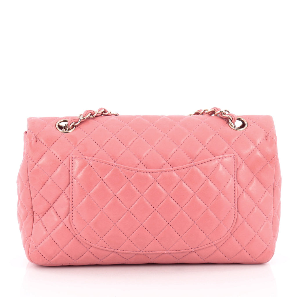 bab532fcb136ee Buy Chanel Valentine Hearts Flap Bag Quilted Lambskin Medium 1682202 ...