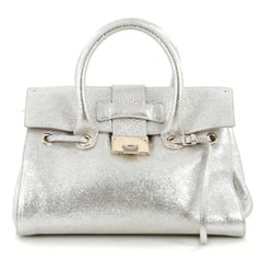 Jimmy Choo Rosalie Convertible Satchel Leather Medium