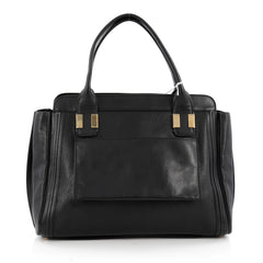 Chloe Alice Tote Leather Medium