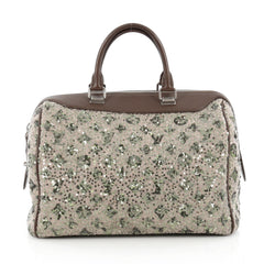 Louis Vuitton Speedy Handbag Limited Edition Sunshine Express 30 Green