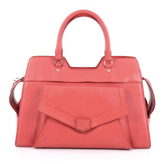 Proenza Schouler PS13 Satchel Leather Small Pink