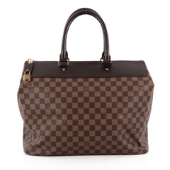 Louis Vuitton Greenwich Travel Bag Damier PM brown
