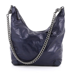 Gucci Galaxy Hobo Leather Medium blue
