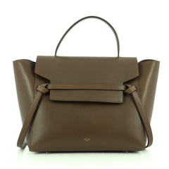 Celine Belt Bag Calfskin Mini Green 1778217