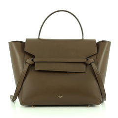 Celine Belt Bag Calfskin Mini Green 1778218