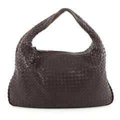Bottega Veneta Veneta Hobo Intrecciato Nappa Large Brown 1784902