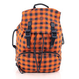 Louis Vuitton Aventure Backpack Damier Nylon Orange 1805801
