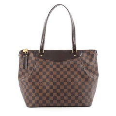 Louis Vuitton Westminster Handbag Damier GM Brown 1806312