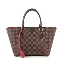 Louis Vuitton Caissa Tote Damier PM Brown 1808404